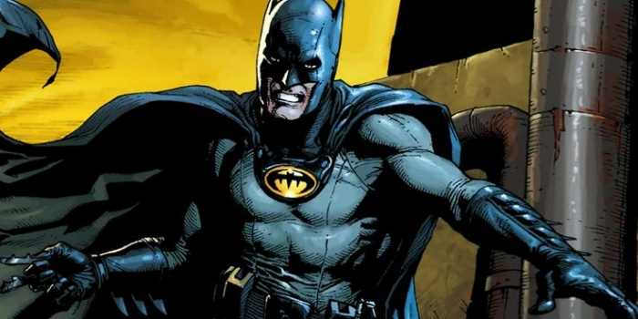The Earth One Batsuit