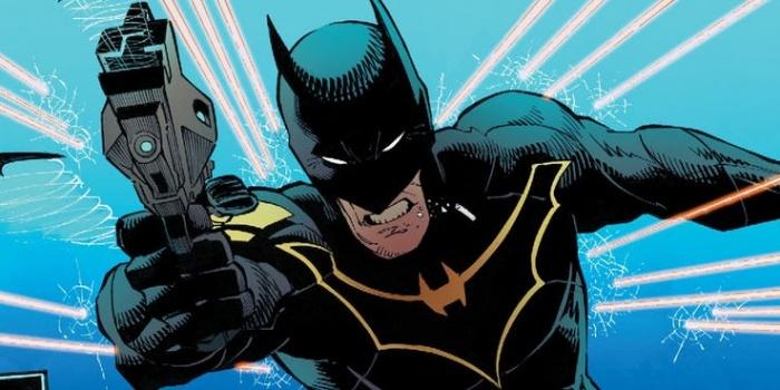 The Superheavy Batsuit