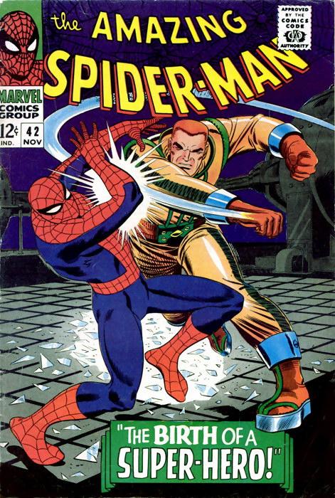The amazing spiderman 42