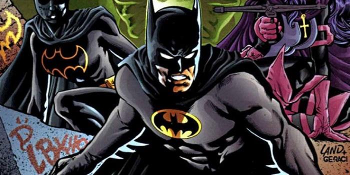 Tim Burtons Batsuit Revisited