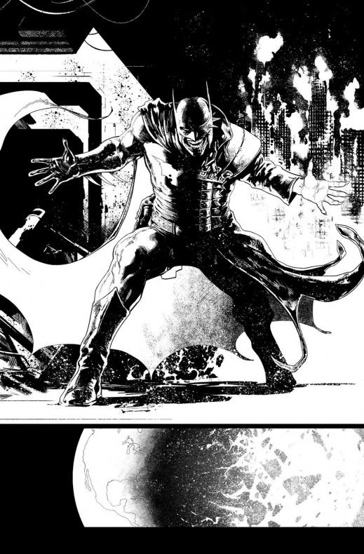 David Marquez Batman who Laughs