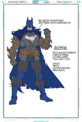 batman tmnt 3