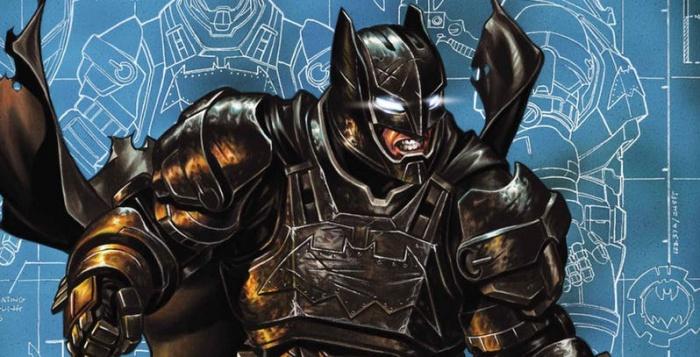 Arkham Knights - Detective Comics