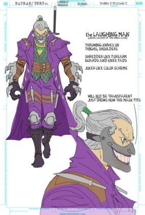 joker shredder