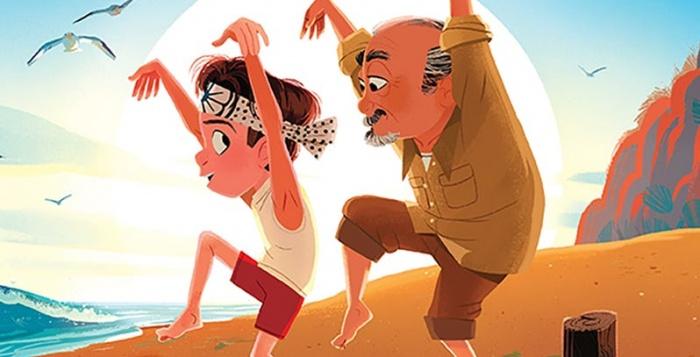 karate kid illustrated header
