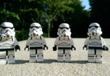 LEGO - Stormtrooper