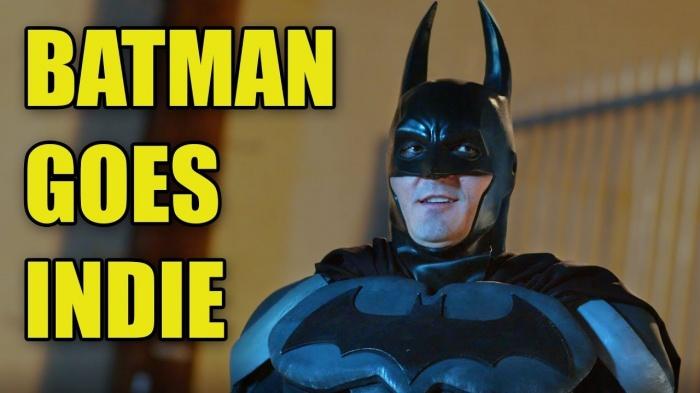 Batman Goes Indie - Wayne Enterprises