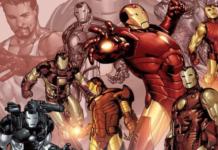 Armaduras Tony Stark
