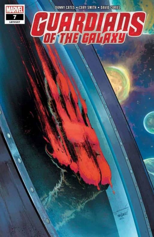 portada Guardianes de la Galaxia #7