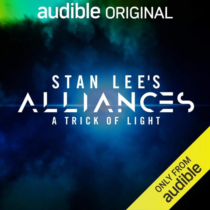 stan lees alliances a trick of light cover art