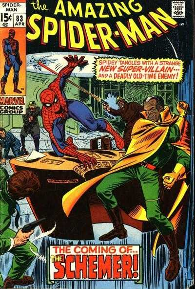 the amazing spider man 83