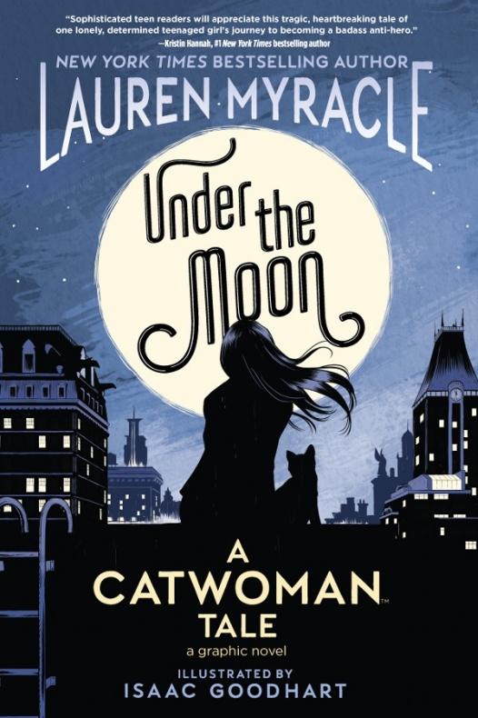 Catwoman: Under the Moon Portada