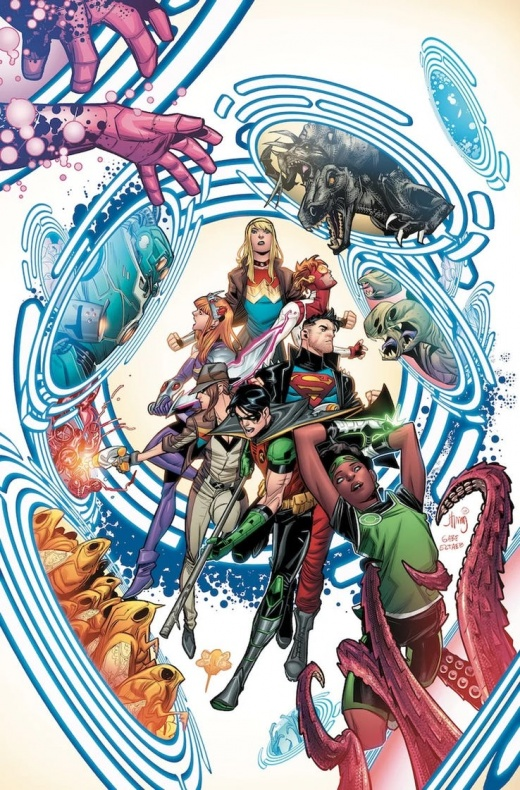 young justice 7 cover