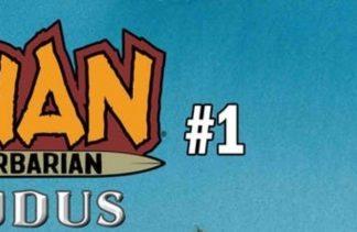 Conan the Barbarian: Exodus fragmento