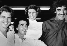 Peter Mayhew - Despedidas