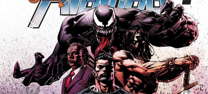 Savage Avengers destacada