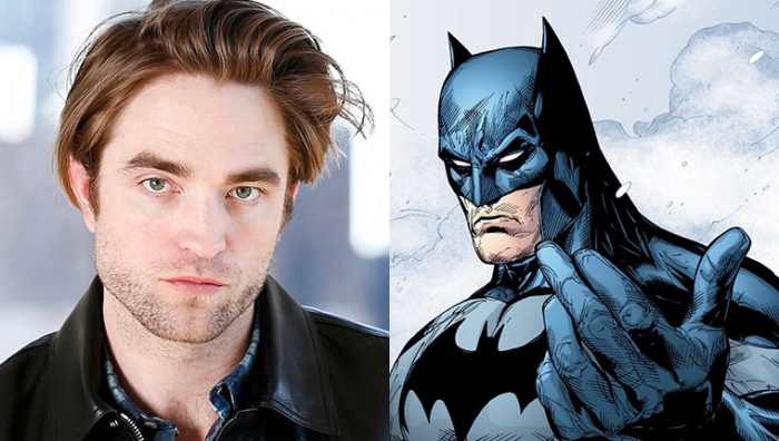 Robert Pattinson - Batman