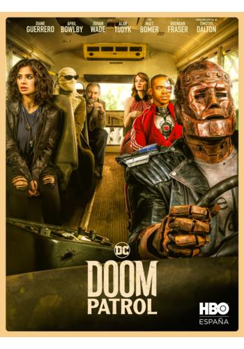 Doom Patrol cartel
