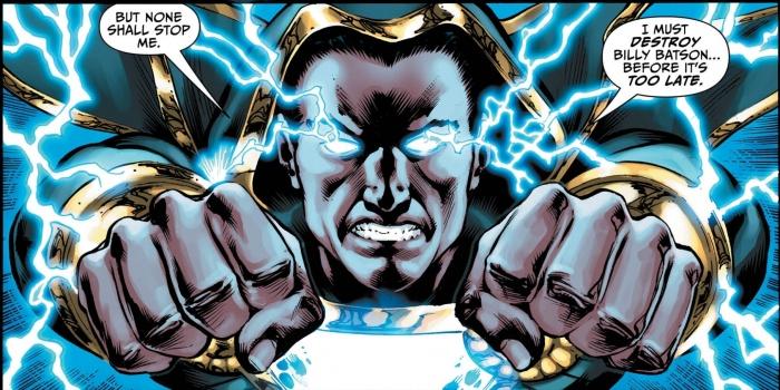 Black Adam Shazam! #5