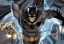 Batman and the Outsiders vol 3 - 1 - destacada