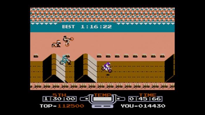 Bike NES