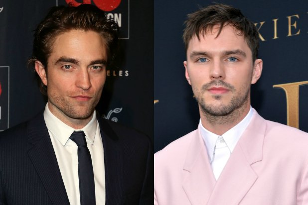Pattinson/Hoult