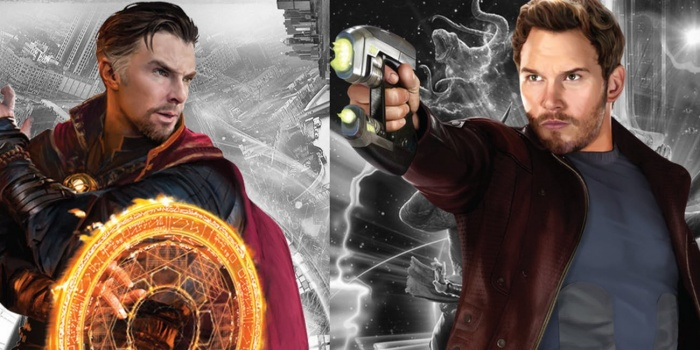Doctor Strange 2 - Guardians of the Galaxy vol 3 - Avengers Endgame