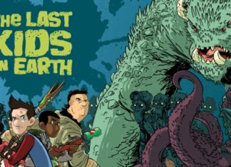 Los últimos frikis del mundo - The Last Kids on Earth