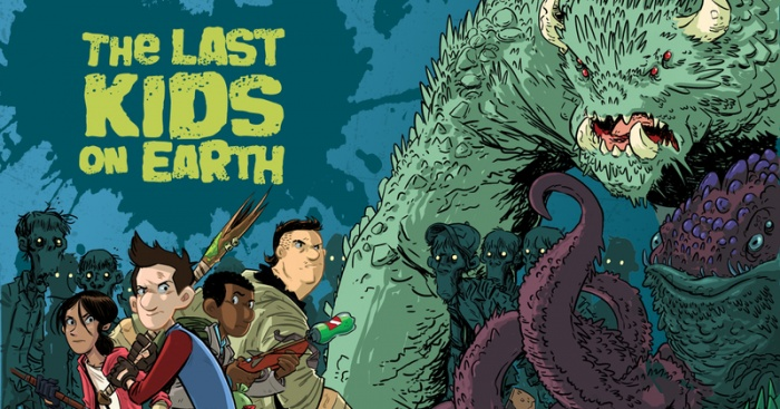Los últimos frikis del mundo - The Last Kids on Earth