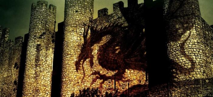 Los ojos del dragón - Stephen King - Hulu