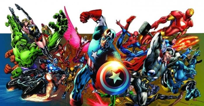 Marvel VIdeojuegos Principal