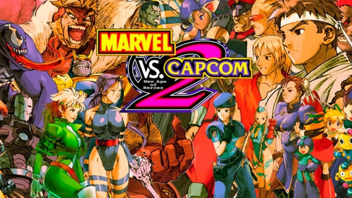 MarvelCampson 2 game