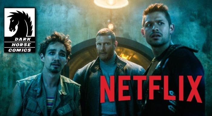 Dark Horse Netflix