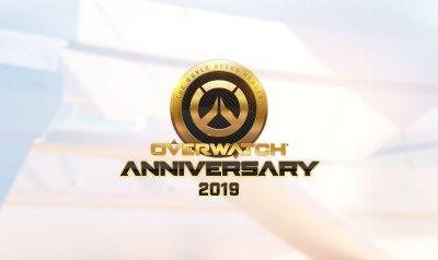 OW Anniversary 2019 Logo
