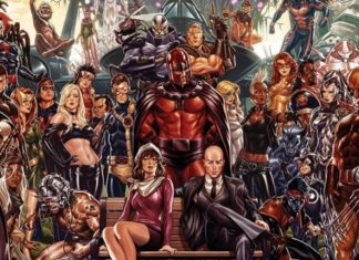 Powers of X/House of X