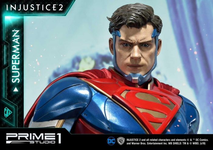 Prime 1 Injustice Superman 008