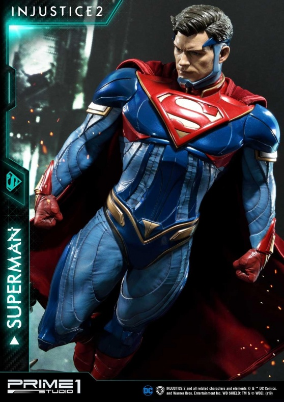 Prime 1 Injustice Superman 009
