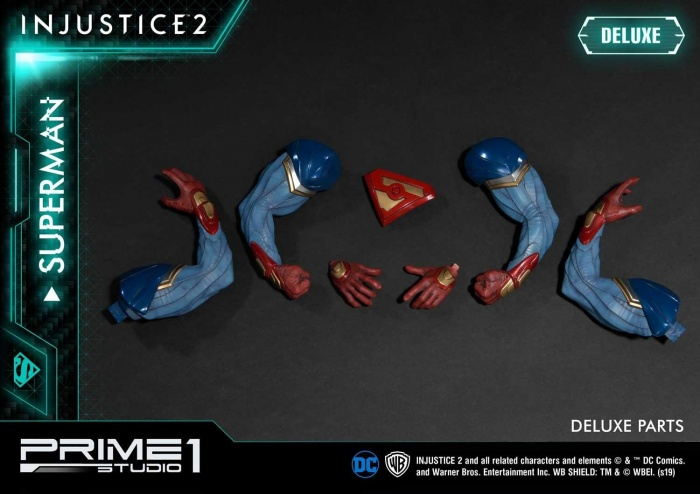 Prime 1 Injustice Superman 039