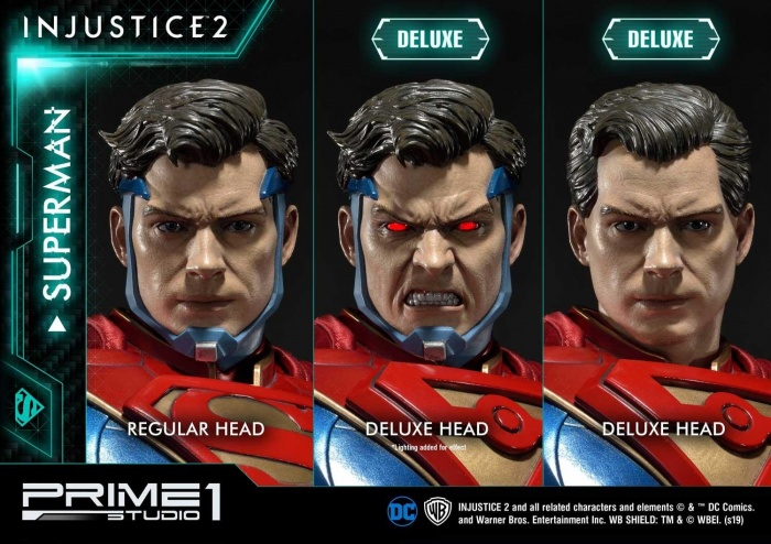 Prime 1 Injustice Superman 040