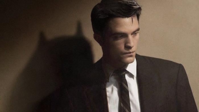 Robert Pattinson - Batman - fan art