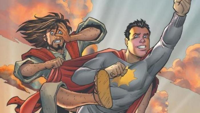 DC Comics - Second Coming