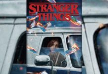 Stranger Things - Six - portada primer número