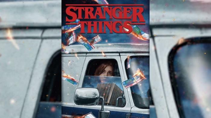 Stranger Things - Six - portada primer número