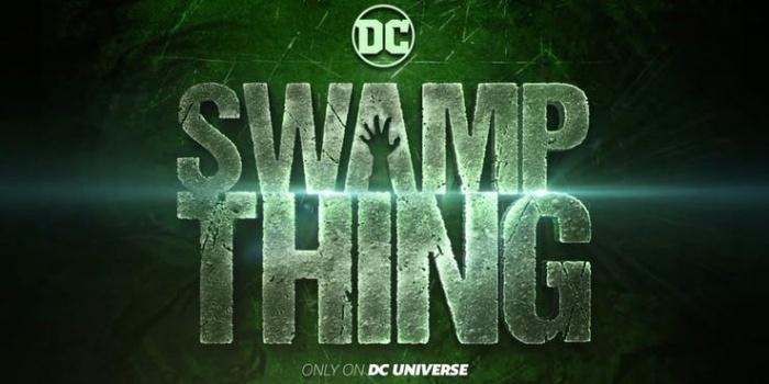 Swamp Thing Logo serie televisión