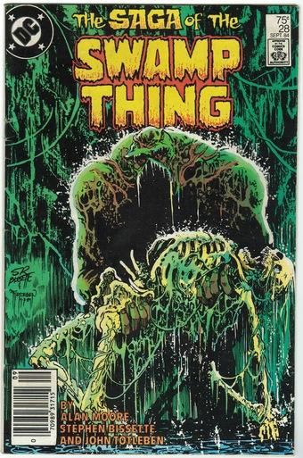 Swamp Thing Vol 2 #28