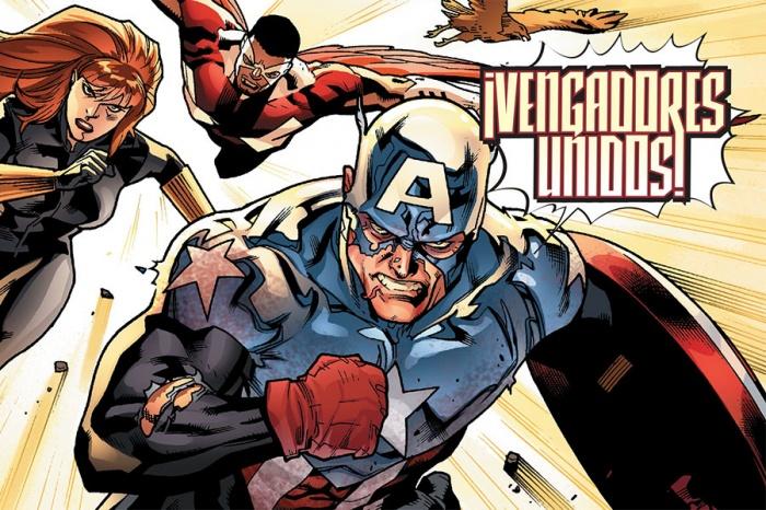 marvel avengers assemble vengadores unidos frase historia comics endgame cover