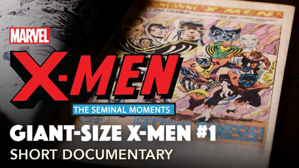 Documental X-Men