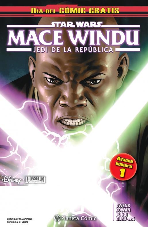 Mace Windu: Jedi de la República