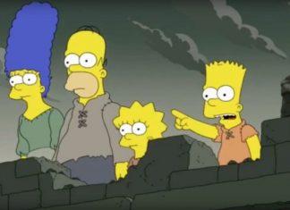 Los Simpsons - Juego de Tronos