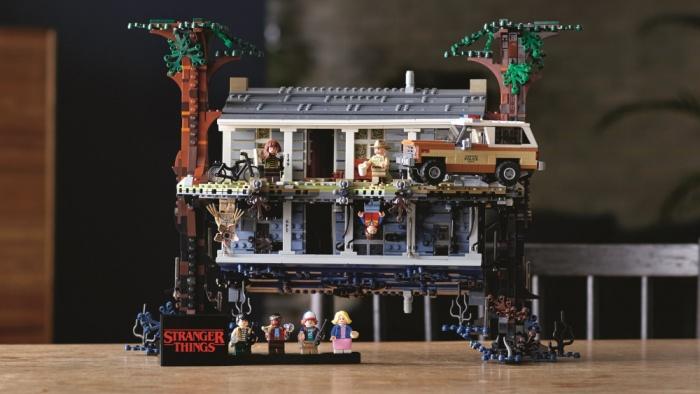 LEGO - Stranger Things